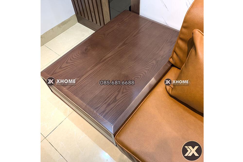 sofa go dep cao cap sf19 7 - Nên lựa chọn Gỗ Sồi hay Gỗ Xoan Đào trong nội thất?