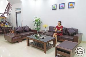 Mẫu sofa gỗ đẳng cấp, sang trọng nhất tại Nội Thất Lạc Gia