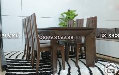 Bộ sưu tập bàn ăn gỗ hiện đại