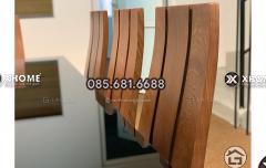 Bàn ăn gỗ tự nhiên đẹp, cao cấp, giá tốt