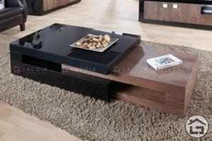 Bộ sưu tập bàn trà gỗ hiện đại