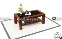 Bộ sưu tập bàn trà gỗ tự nhiên