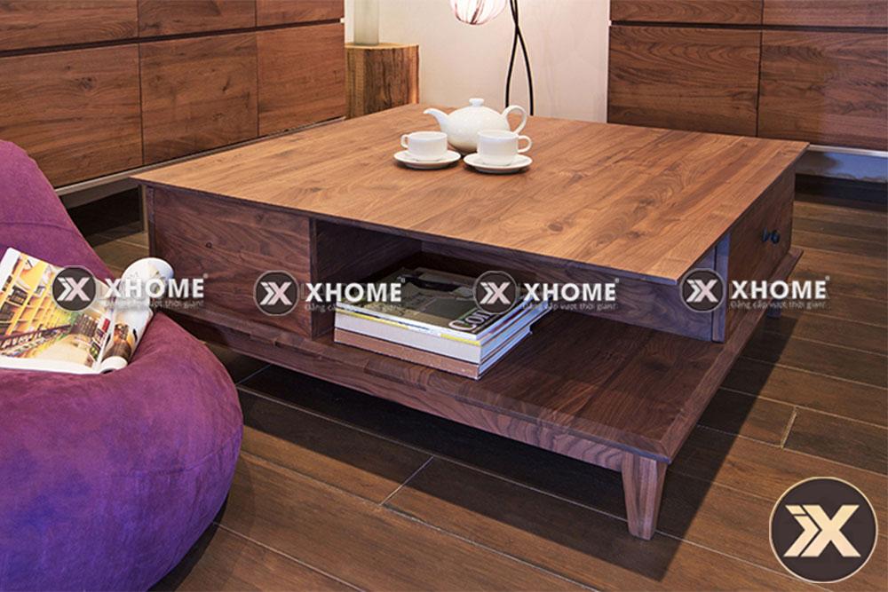 Xhome - đơn vị cung cấp bàn trà gỗ hiện đại, uy tín