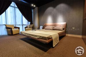 Sản phẩm giường gỗ cao cấp, đẹp