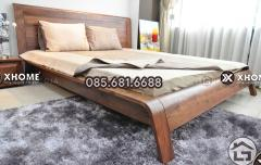 giuong ngu go hien dai gn13 4 240x152 - Giường ngủ gỗ hiện đại GN13