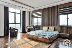 Bộ sưu tập giường ngủ gỗ hiện đại tại Xhome