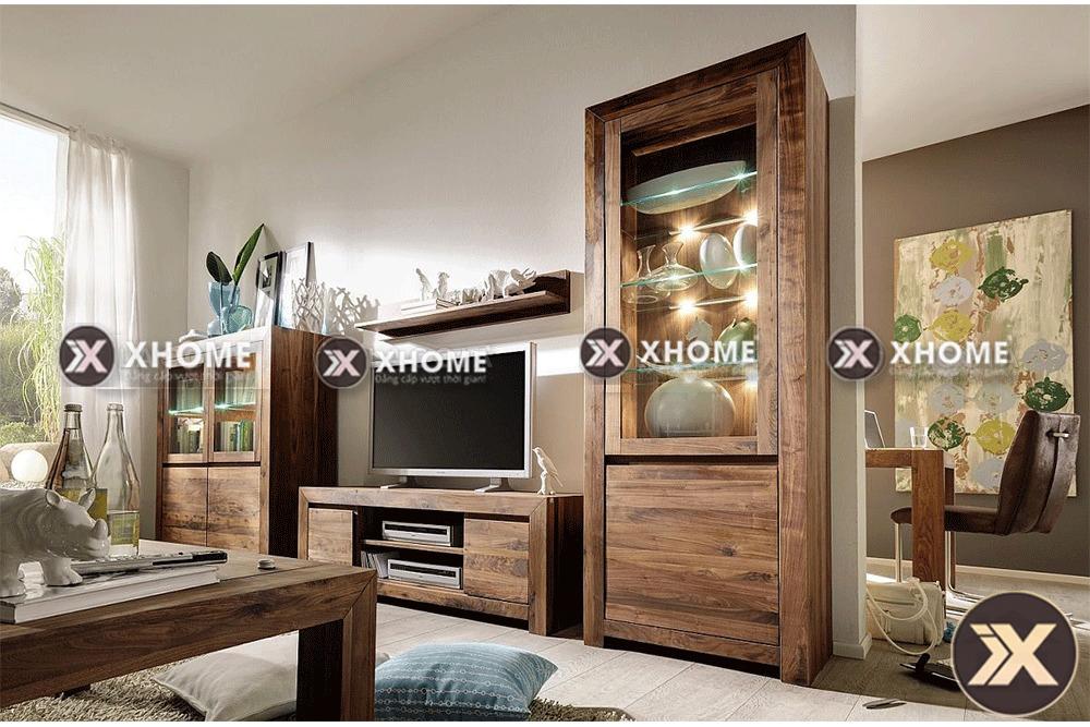Kệ tivi cao cấp cho phòng khách hiện đại đẹp