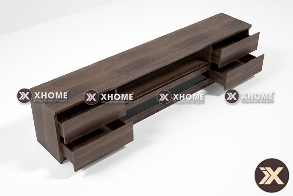 Mẫu kệ tivi gỗ đẹp, hiện đại