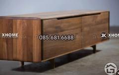Thiết kế các mẫu kệ tivi gỗ đẹp, sang trọng