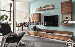Bộ sưu tập kệ tivi gỗ hiện đại, đẹp nhất