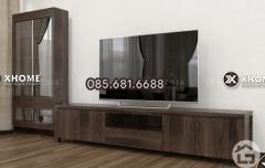 Mẫu kệ tivi sang trọng cho phòng khách giá tốt