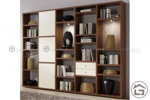 Bộ sưu tập tủ trang trí đẹp cho phòng khách hiện đại