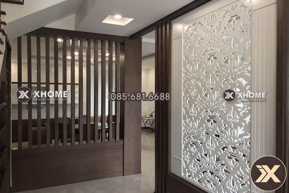 Thiết kế và thi công nội thất cao cấp tại Móng Cái