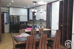 Thiết kế và thi công nội thất biệt thự nhà chị Nga - Vinhome Lạng Sơn