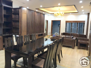 Thiết kế và thi công nội thất biệt thự cao cấp, hiện đại tại Hồ Tây