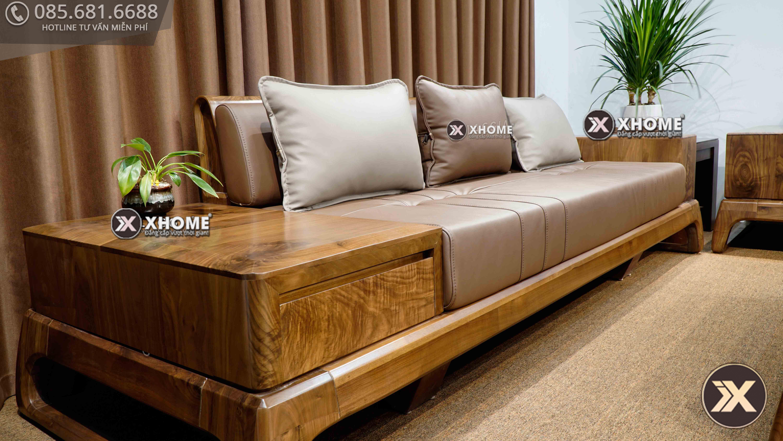 sofa go oc cho sf28 13 - 3 Lý do khiến bạn không nên vệ sinh sofa gỗ bằng chất tẩy rửa