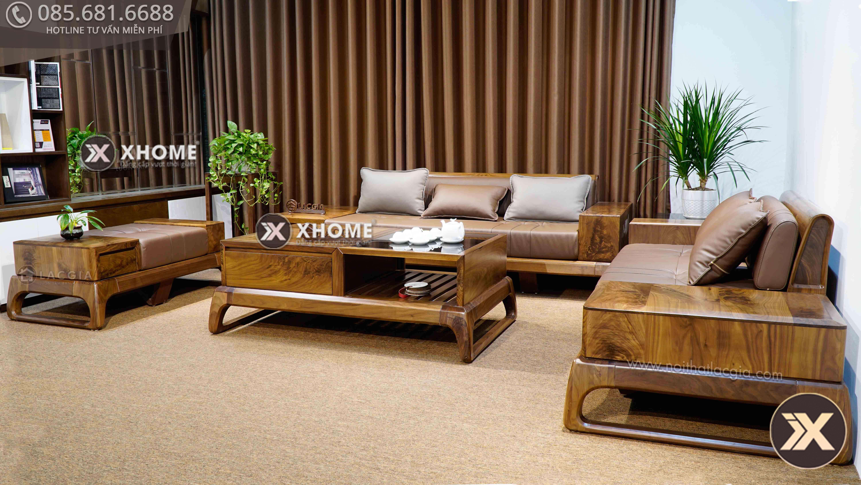 sofa go oc cho sf28 2 - Hướng dẫn bảo quản và vệ sinh đồ nội thất gỗ khỏi nấm mốc