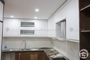 Thi công nội thất tại chung cư cao cấp nhà anh Hà - Tân Mai