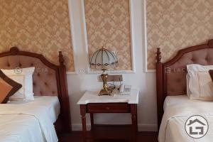 thiet ke va thi cong noi that khach san hoang nham anh 11 300x200 - Chiêm ngưỡng vẻ đẹp phòng ngủ mang phong cách Vintage