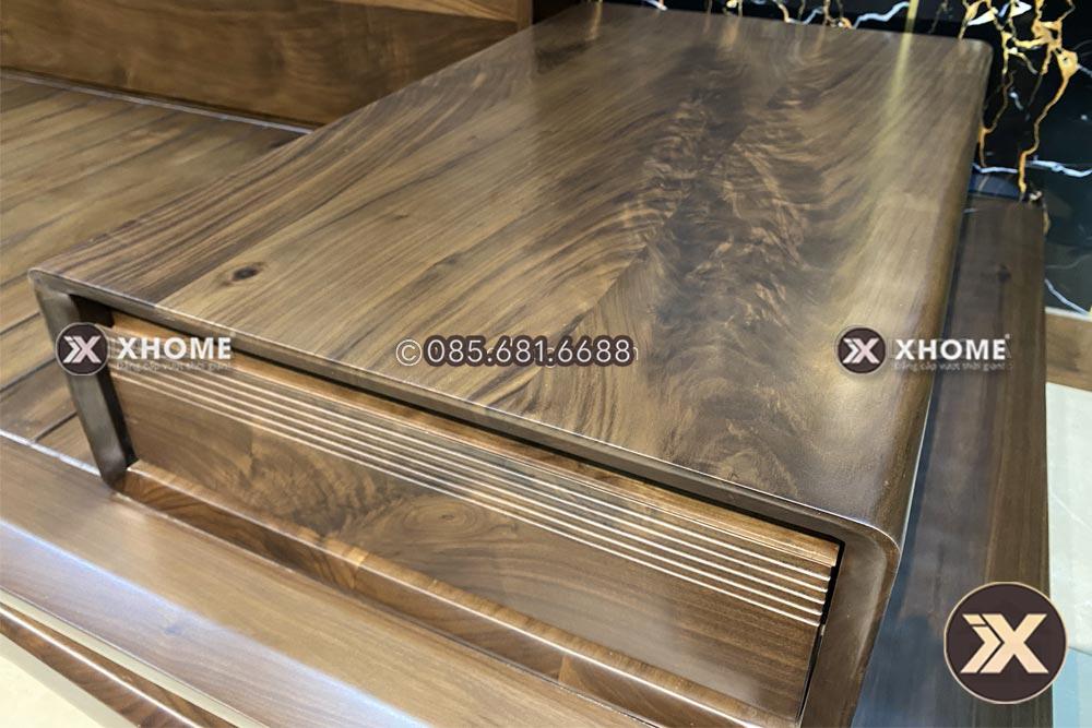 sofa go soi nga sf29 8 - Những sai lầm của gia chủ khi chọn mua sofa gỗ phòng khách