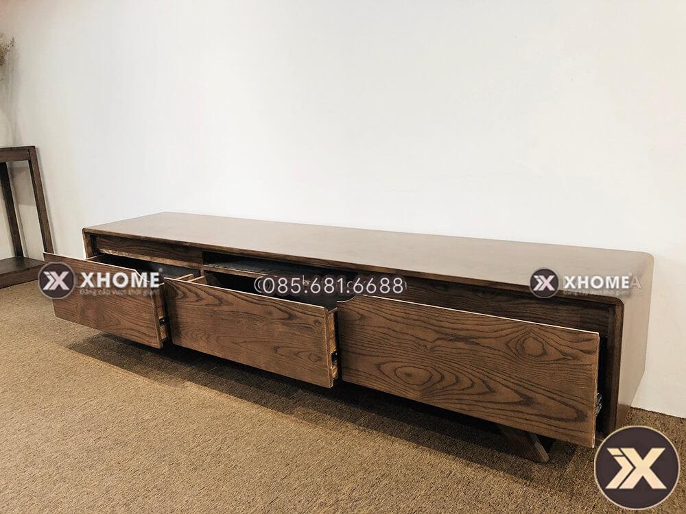 Kệ tivi gỗ hiện đại KTV28 sở hữu độ bền bỉ, vẻ đẹp hoàn hảo