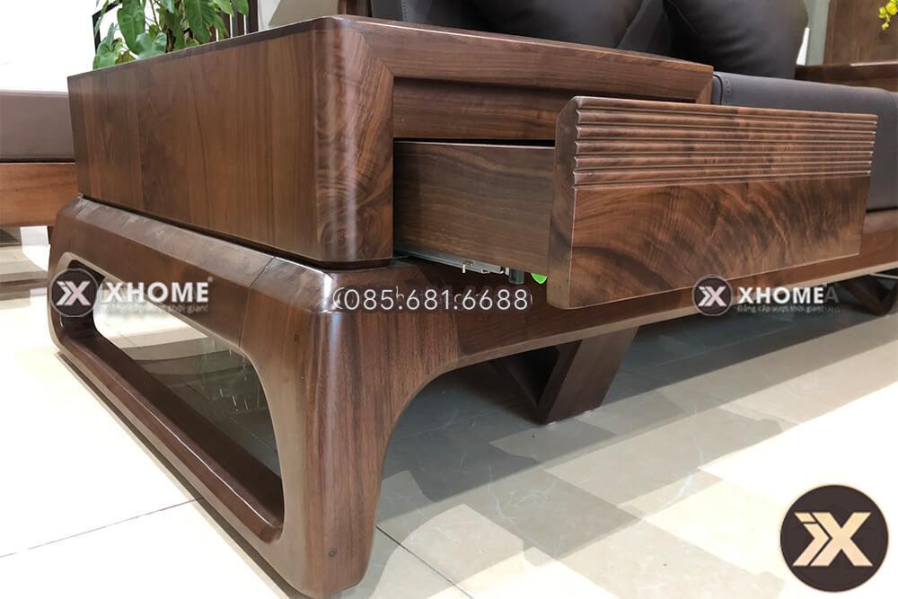 Ray truot giam chan cho ngan keo - 3 Lý do khiến bạn không nên vệ sinh sofa gỗ bằng chất tẩy rửa